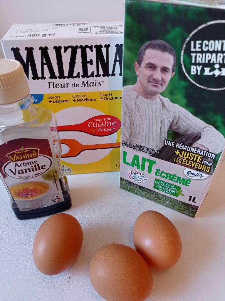 Recette Fran pâtissier - Laetitia Nutritionniste Diététicienne à domicile Tours