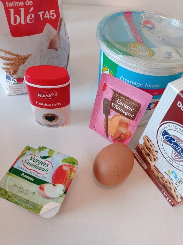 Recette pain aux pépites de chocolat - Laetitia Nutritionniste Diététicienne à domicile Tours