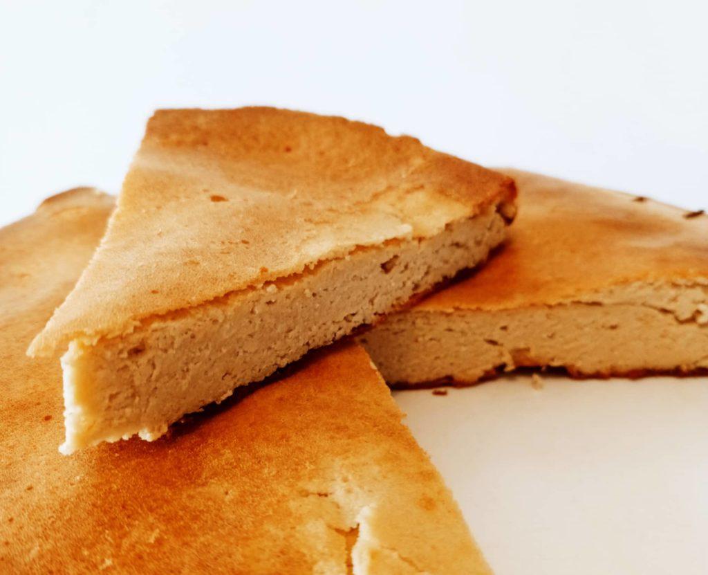 Recette gâteau frangipane - Laetitia Nutritionniste Diététicienne à domicile Tours