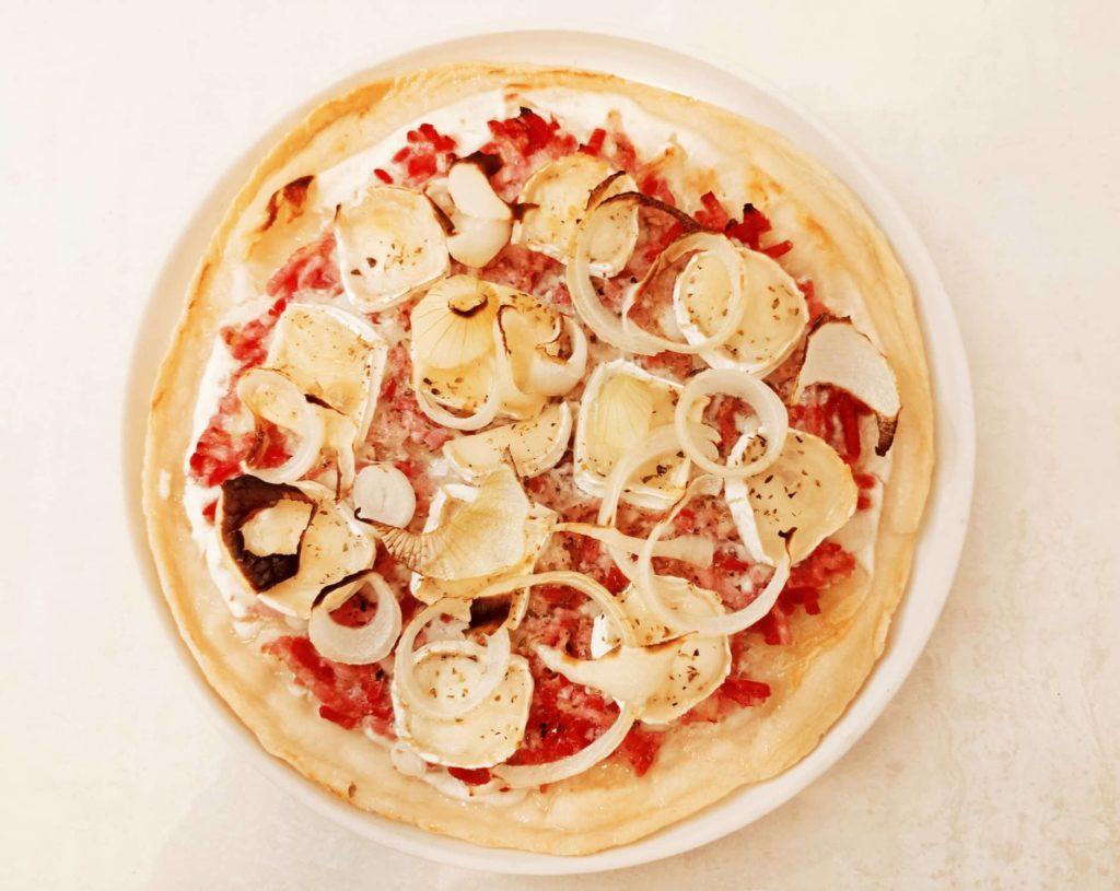 Recette pâte à pizza - Laetitia Nutritionniste Diététicienne à domicile Tours