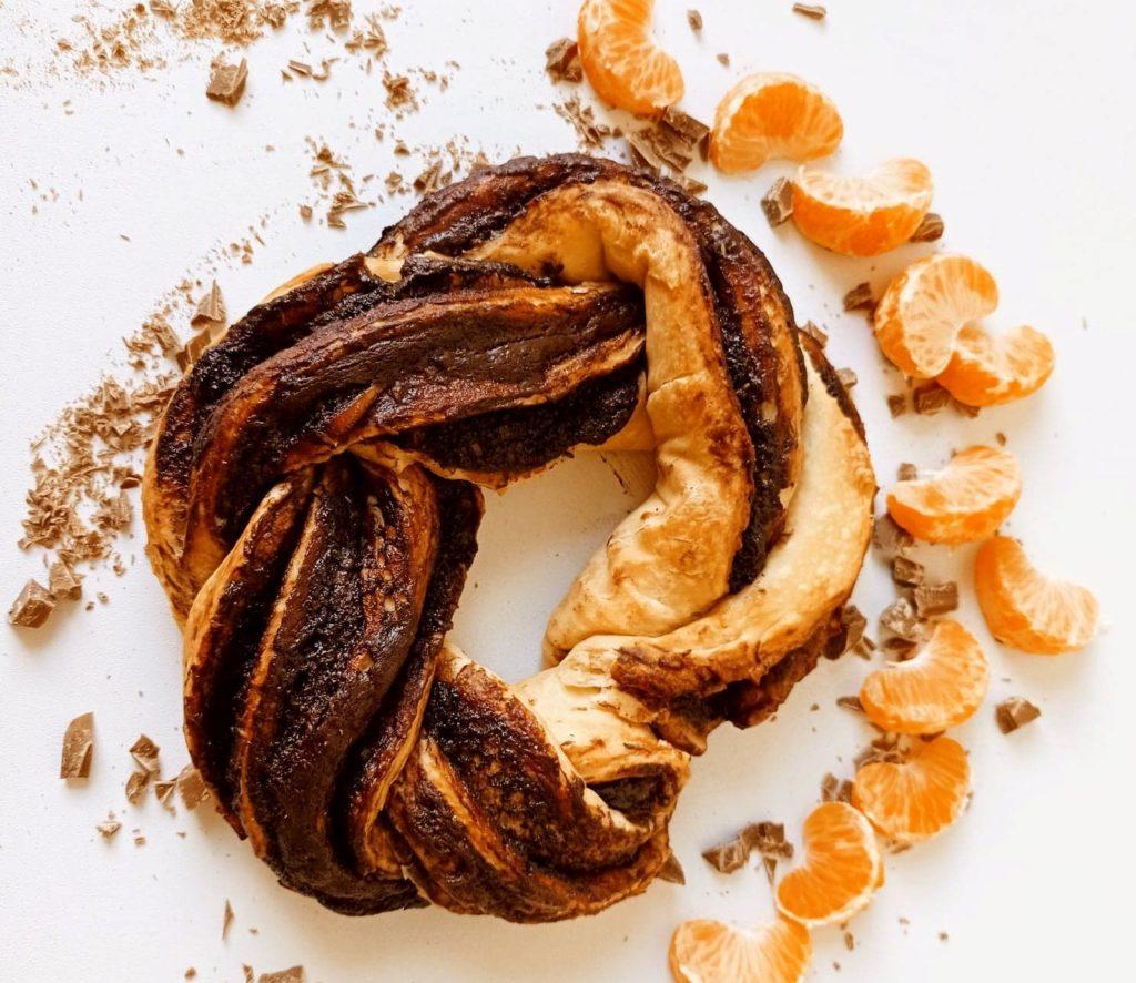 Recette brioche Nutella- Laetitia Nutritionniste Diététicienne à domicile Tours