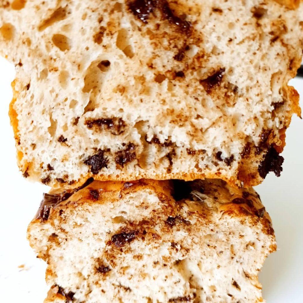 Recette cake extra moelleux pépites de chocolat- Laetitia Nutritionniste Diététicienne à domicile Tours