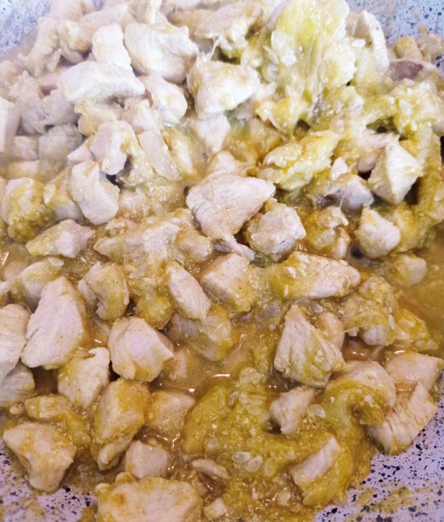 Recette courgettes farcies poulet curry - Laetitia Nutritionniste Diététicienne à domicile Tours